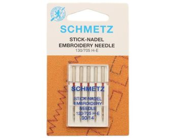 Embroidery Machine Needles -14's