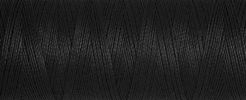 000 Black Guterman Sew All Thread 100m