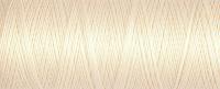 414 Cream Guterman Sew All Thread 100m