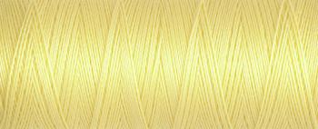 578 Lemon Guterman Sew All Thread 100m