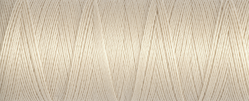 169 Cream Guterman Sew All Thread 100m
