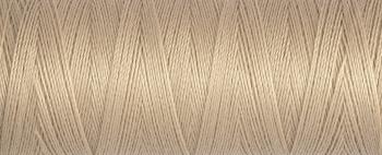 186 Beige Guterman Sew All Thread 100m
