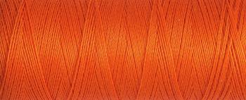 351 Dark Orange Guterman Sew All Thread 100m