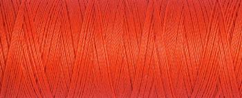 155 Dark Orange Guterman Sew All Thread 100m