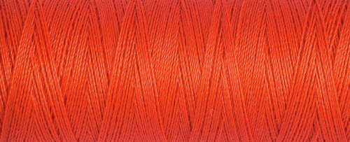 155 Dark Orange Guterman Sew All Thread 100m