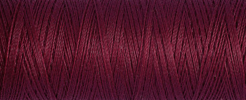 368 Burgundy Guterman Sew All Thread 100m