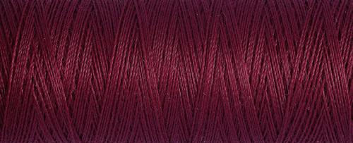 368 Burgundy Guterman Sew All Thread 100m