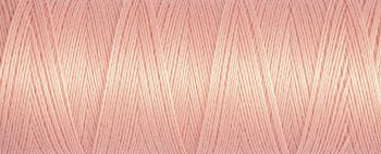 165 Peach Guterman Sew All Thread 100m