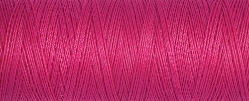 382 Dark Pink Guterman Sew All Thread 100m