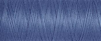 37 Dusky Blue Guterman Sew All Thread 100m