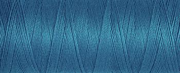 25 Ocean Blue Guterman Sew All Thread 100m