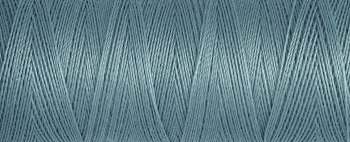 827 Dusky Blue Guterman Sew All Thread 100m