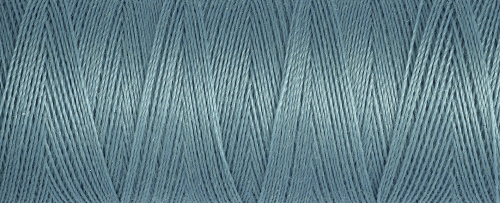 827 Dusky Blue Guterman Sew All Thread 100m