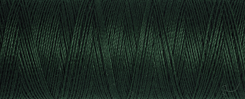 472 Dark Green Guterman Sew All Thread 100m