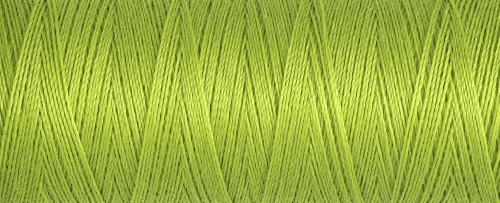 616 Citrus Green Guterman Sew All Thread 100m