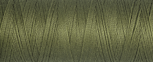 432 Khaki Green Guterman Sew All Thread 100m