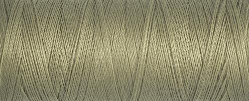 258 Khaki Green Guterman Sew All Thread 100m