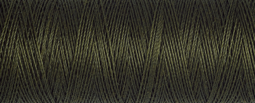 531 Dark Khaki Green Guterman Sew All Thread 100m