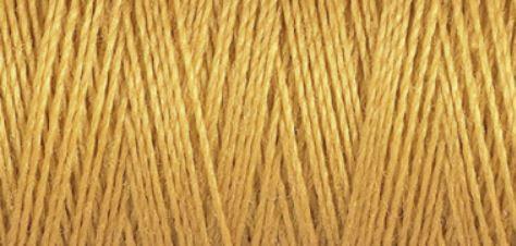 968 Gold Guterman Sew All Thread 100m