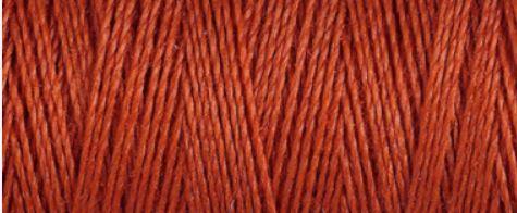 837 Rust Guterman Sew All Thread 100m