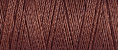 478 Mid Brown Guterman Sew All Thread 100m
