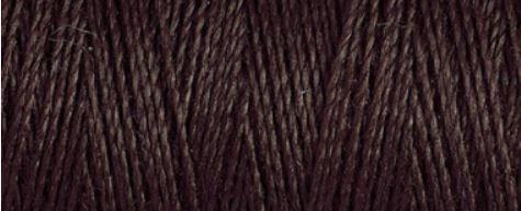 696 Dark Brown Guterman Sew All Thread 100m