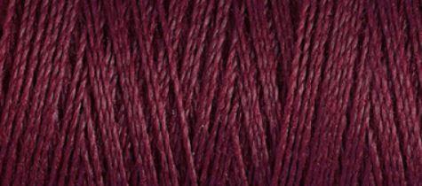 369 Wine Guterman Sew All Thread 100m