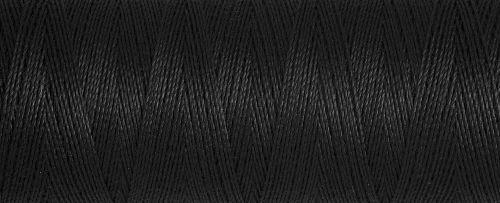 000 Black Guterman Sew All Thread 250m