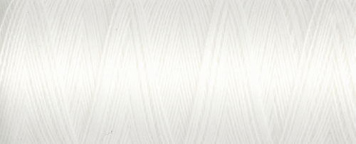 800 White Guterman Sew All Thread 250m