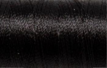 1005 - Black Sulky Rayon 1000m Machine Embroidery Thread