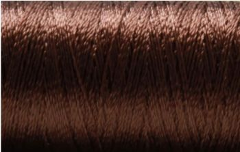 1129 Brown Sulky Rayon 1000m Machine Embroidery Thread