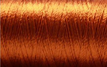 568 Cinnamon Sulky Rayon 1000m Machine Embroidery Thread