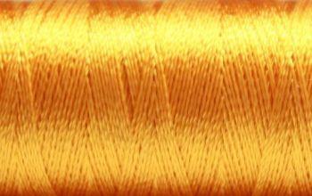 1137 Dark Yellow Sulky Rayon 1000m Machine Embroidery Thread