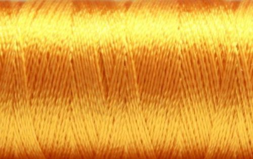 1137 Dark Yellow Sulky Rayon 1000m Machine Embroidery Thread
