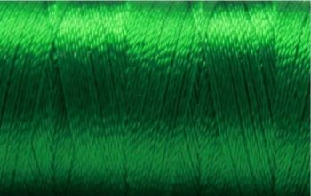 1051 Emerald Green Sulky Rayon 1000m Machine Embroidery Thread