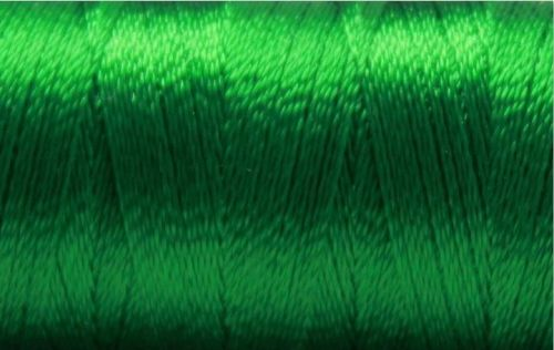 1051 Emerald Green Sulky Rayon 1000m Machine Embroidery Thread