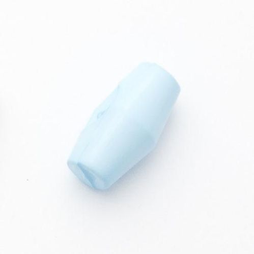 CT1 Pale Blue Toggle 19mm Buttons x 10