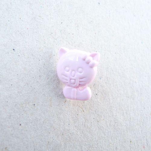 CN37 Kitty Cat Buttons x 10