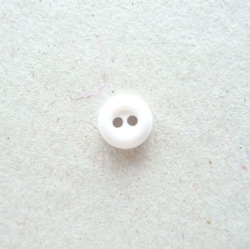 TCS15-14L White Shirt 10mm Buttons x 10