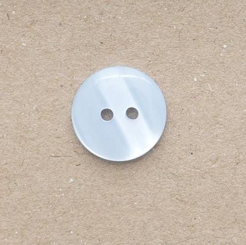 CP7-22-22L Pale Blue 14mm Buttons x 10
