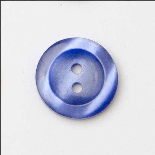 P2575-28-24L Royal Blue 18mm Buttons x 10