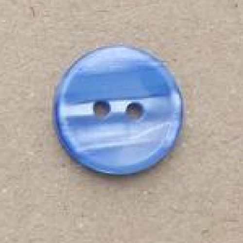 CP98-24-24L Royal Blue 18mm Variagated Buttons x 10