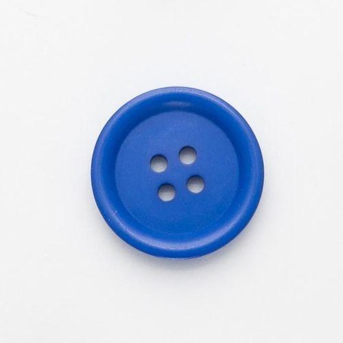 P975-24-32L Royal Blue Coat 21mm Buttons x 10