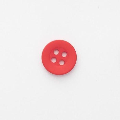 P650-41-18L Red Shirt 12mm Buttons x 10