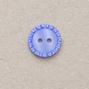 P734-21-14 White 10mm Buttons x 10