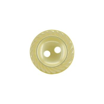 CP178-03-22L Yellow 13mm Buttons x 10