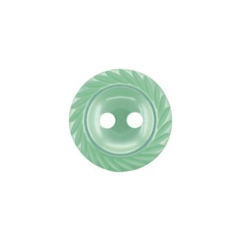 CP178-36-22L Mint Green 13mm Buttons x 10