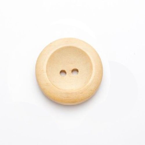 CW03-26L Wooden 18mm Buttons x 10