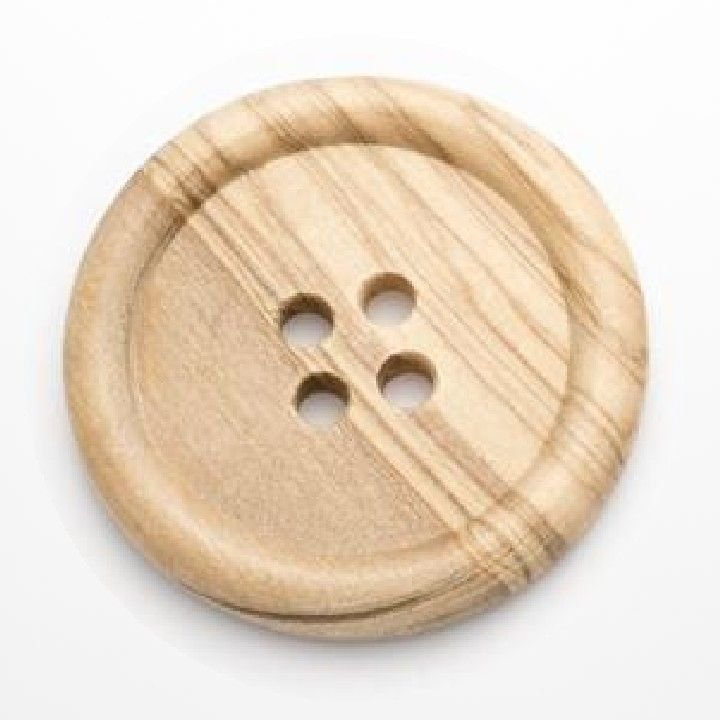 Toggle, Wooden & Coat Buttons