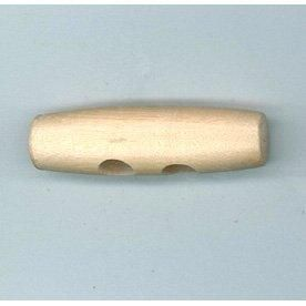 CW11-35mm Wood Toggle 35mm Button